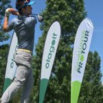 Víctor Bertrán, ganador de la primera prueba del Catalunya Pro Tour 2018 celebrada en Golf La Roca