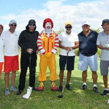 17 años de golf a beneficio de la casa Ronald McDonald