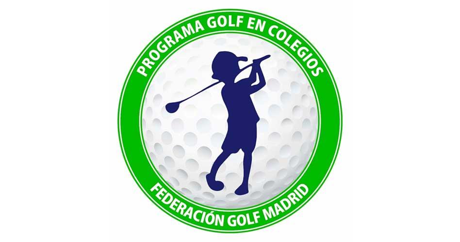 260 alumnos del colegio Jarama-Rivas juegan al golf