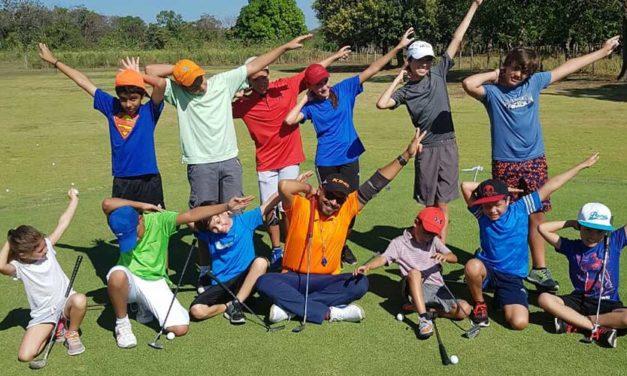 Doland enfocado en sembrar el golf en Chiriquí
