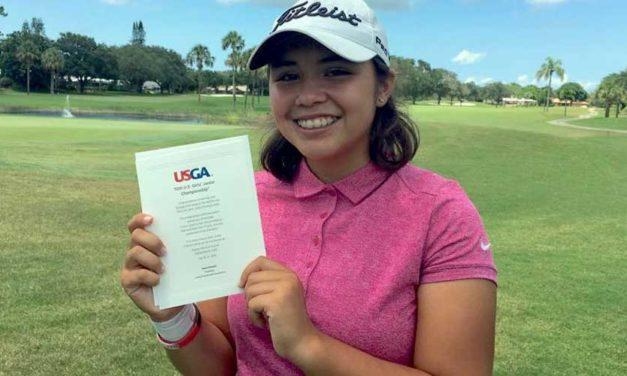 Agustina Gómez Cisterna jugará el US Girls' Junior