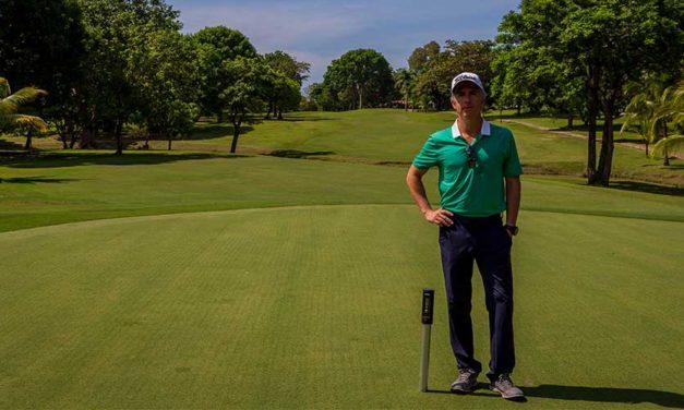 Antonio Márquez Alcántara Superintendente de Coronado Golf Club