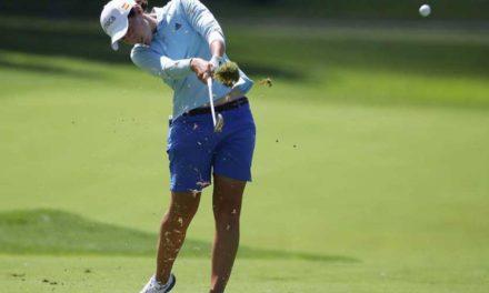 Carlota Ciganda arranca con fuerza el KPMG PGA Championship