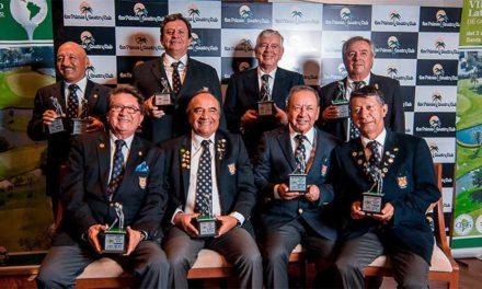 Colombia, segundo en el Torneo Latinoamericano de Golf Senior en Bolivia