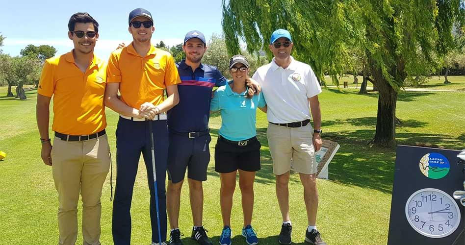 Comienza en Lauro Golf el Campeonato de España Masculino de Tercera Categoría