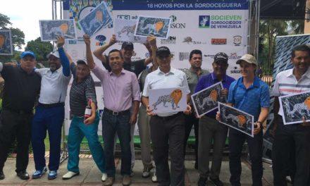 Con una alta participación de golfistas celebrado el VI torneo de Golf Copa SOCIEVEN