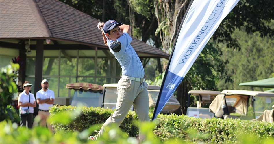 Copa Los Volcanes le deja a Costa Rica dos jóvenes golfistas con proyección