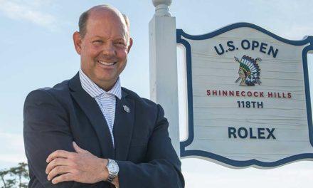 Davis responde temas sobre el futuro del golf mundial