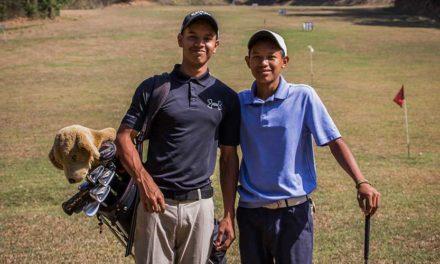 Del barrio Ochoa a la selección nacional de golf