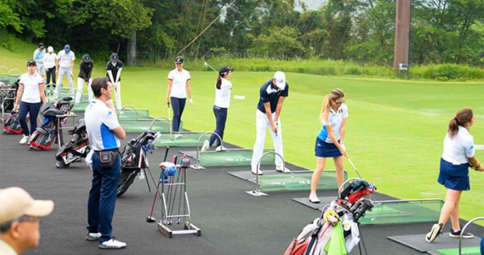 Dinamarca empata a España en la punta del Mundial Juvenil de Golf en Japón