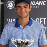 Dominicano Julio Ríos gana primer lugar en Greg Norman Junior Open