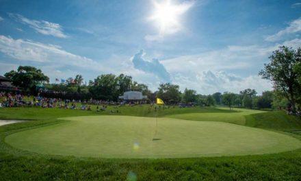 Dos latinos en la punta del PGA TOUR