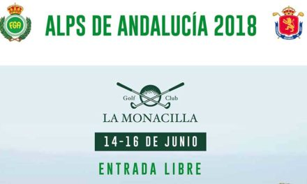 El Alps Tour de Andalucía también vive su propio Mundial