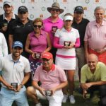 El Club Campestre Los Farallones de Cali vibró con la sexta parada del Davivienda Golf Tour 2018