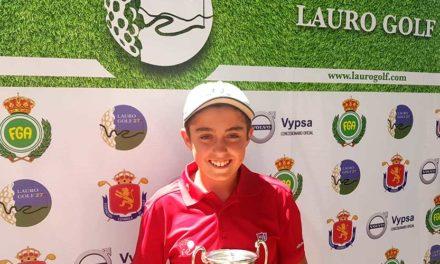 El malagueño Álvaro Gómez de Linares se proclama campeón de España Alevín 2018