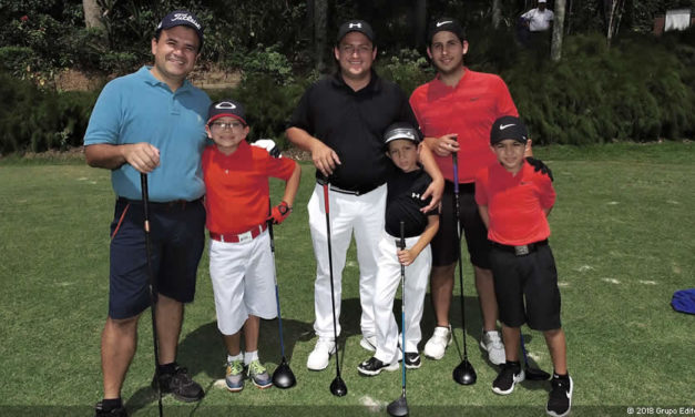 """""""El Sambil Juvenil es de todos los que sueñan con el golf"""""""