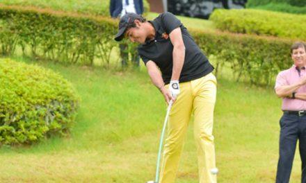 España es el líder de los primeros 18 hoyos del Mundial Juvenil de Golf en Japón