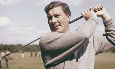 Falleció Peter Thomson, cinco veces ganador del Open Championship