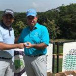 Federación Venezolana de Golf dona pelotas al BGC