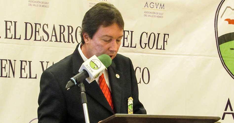 Fernando Lemmen-Meyer seguirá innovando en el golf del Valle de México
