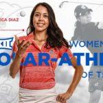 Fonseca 'Atleta del Año'del Big 12 Conference