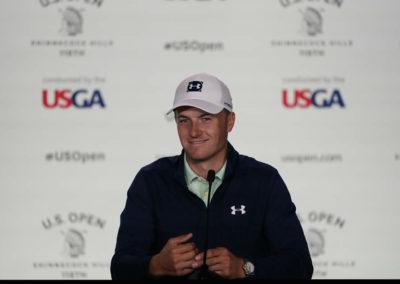 Galería 118º US Open, día martes