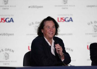 Galería 118º US Open, día miércoles