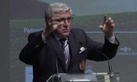 """Gonzaga Escauriaza, presidente de la Federación Española: """"Las 3 verdades y las 3 mentiras del Golf"""""""