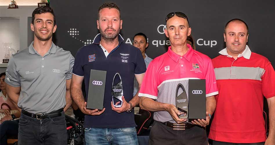 La Audi quattro Cup 2018 suma nuevos finalistas en León y Castiello