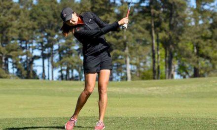 La española Harang Lee se cuela en el Meijer LPGA Classic