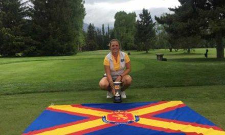 Marta Pérez se proclama campeona de España Absoluta