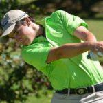 Matías Calderón muestra su clase en la primera ronda del Hauts de France Golf Open