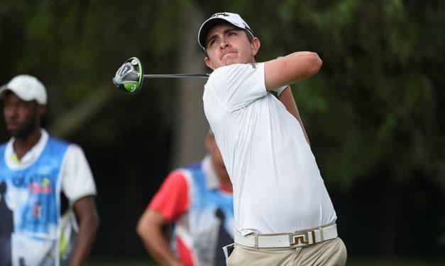 Nicolás Echavarría, segundo en la tercera ronda del Quito Open 2018