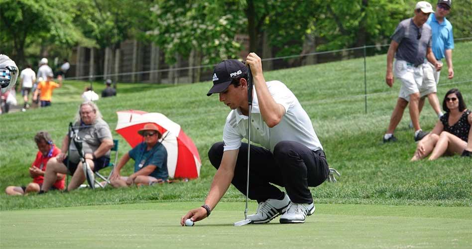 Niemann de fábula con liderazgo de los 36 en el PGA TOUR