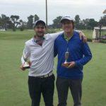 """Nuevos monarcas del """"Campeonato del Club"""" del Club de Golf del Uruguay"""
