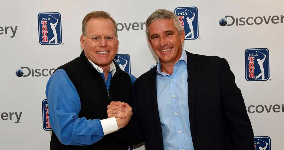 PGA Tour se alía con Discovery para abordar nuevos mercados