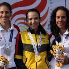 Pichu García se lleva el oro en Cochabamba