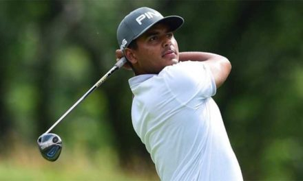 Sebastián Muñoz, en búsqueda de la tarjeta del PGA Tour en el Rust Oleum Championship