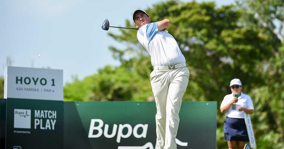 Siete de los top-10 del Tour avanzan en inicio del Bupa Match Play