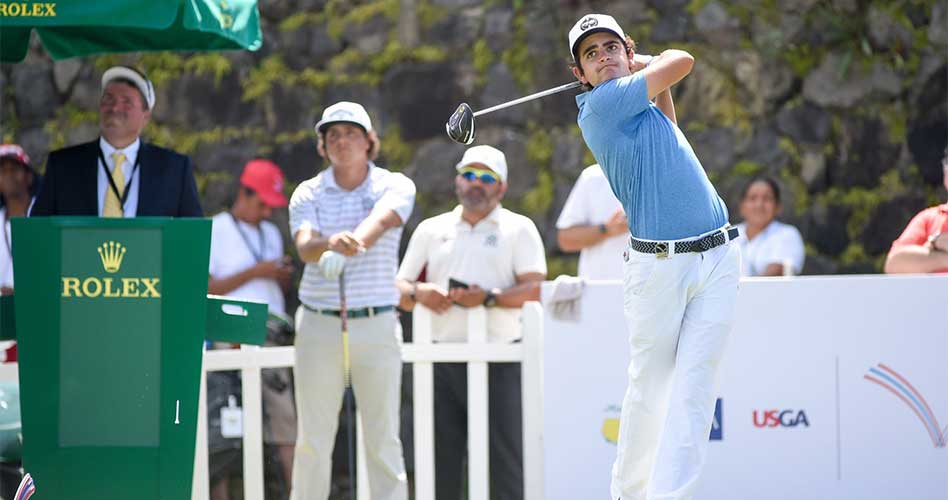 Sudamérica dice ¡Presente! en el Mexican International Amateur esta semana