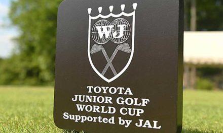 Sudamérica, lista para la edición 2018 de la Toyota Junior Golf World Cup