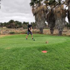 Tercera prueba del Circuito Infantil de Golf de Lanzarote en Puerto del Carmen