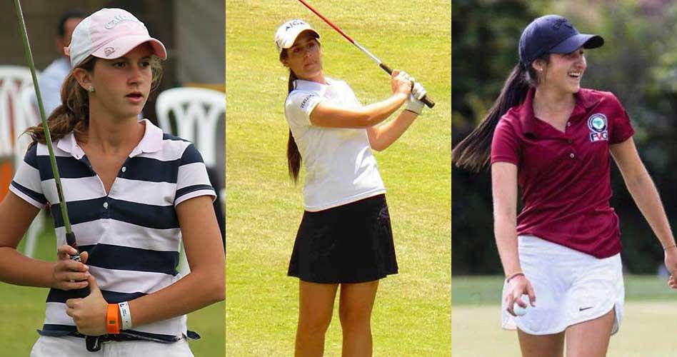 Venezuela tiene selección femenina para el Mundial Amateur de Golf