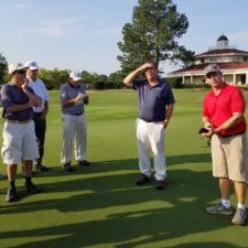 Kevin Robinson, director de Golf de Pinehurst Resort