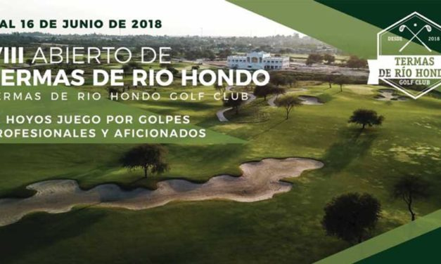 VIII Abierto de Termas de Río Hondo – Conferencia de Prensa