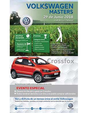 Volkswagen Masters, Club de Golf de Panamá. 29 de Junio