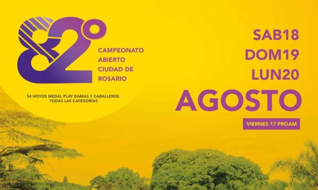 82° Campeonato Ciudad de Rosario