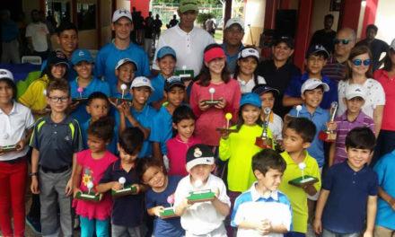 Anaco sigue promoviendo el Golf
