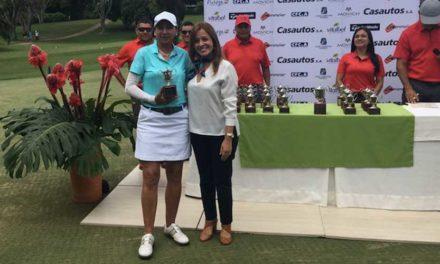 Beatriz de Arenas con triunfo en Colombia