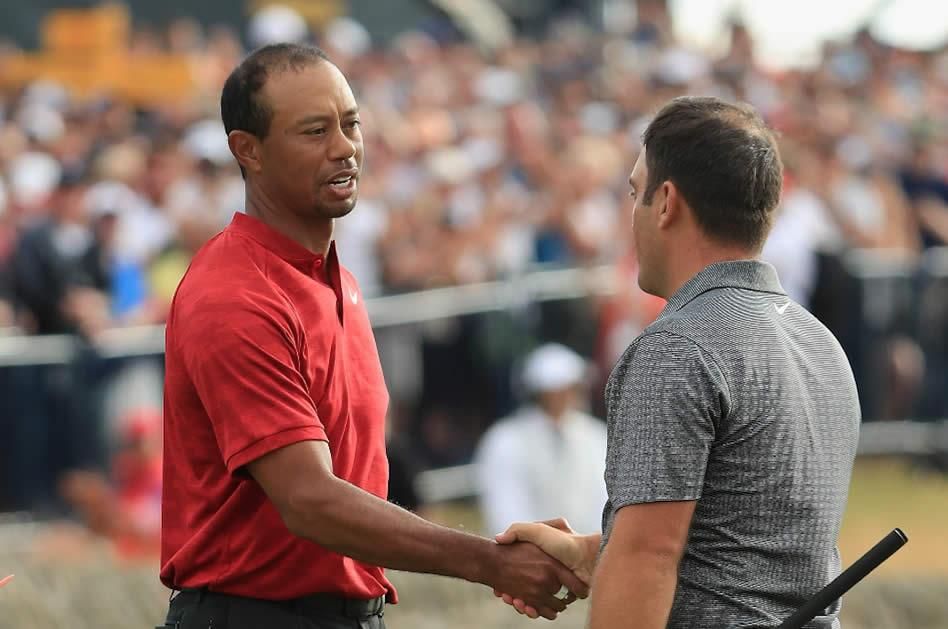 Tiger puso a brincar al mundo entero